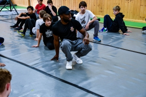 Workshop bboy Junior